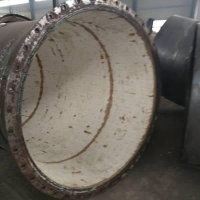 陶瓷内衬管使陶瓷和金属有机的结合起来形成复合管材