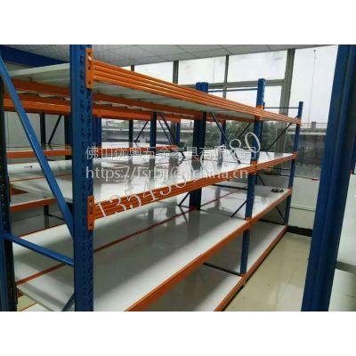 五金工厂定制拼接立柱重型超市货架供应仓储货架 2000*600*2700标准5层货架 多功能货架