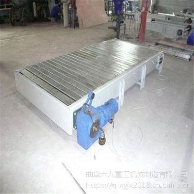 上海链板输送机耐用 板链输送机配件