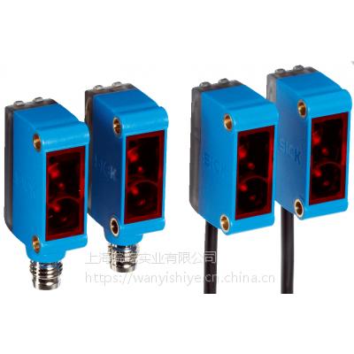 西克迷你型光电传感器GSE6-N111