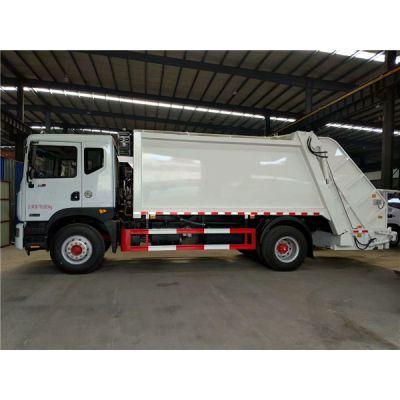 东风8吨压缩垃圾车改装,便宜压缩垃圾车图片