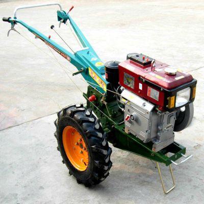 8-25柴油大马力手扶拖拉机 手扶拖拉机带耕田机 手扶拖拉机带起垄机