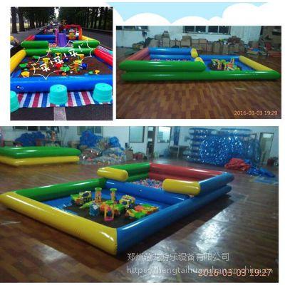 15平方的便利店沙滩池在哪买 小孩玩的娱乐沙滩池批发直销 幼儿玩具小型沙池