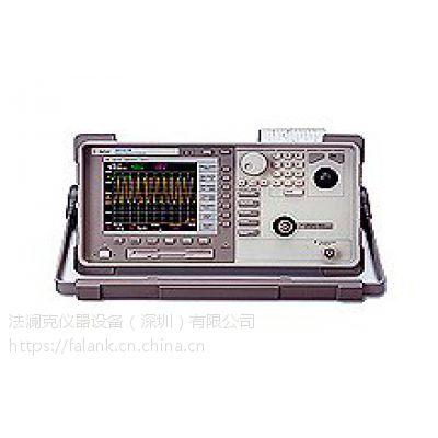 维修Agilent 86145B 高性能光谱分析仪