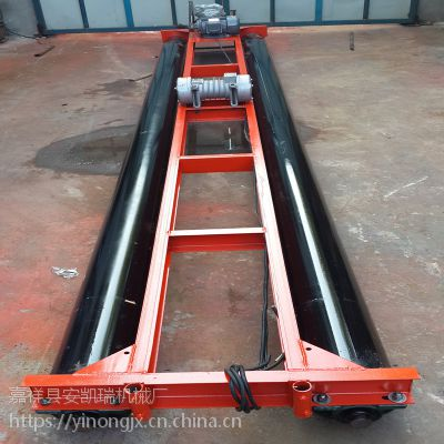 6米二滚轴混凝土摊铺机 5米2轴水泥路面振动整平机 两轴混泥土震动梁