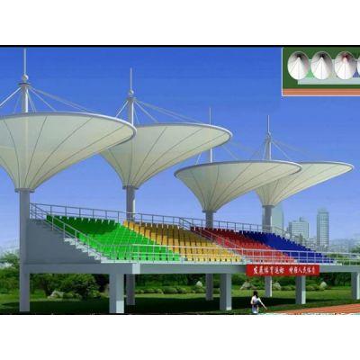 驻马店七色膜结构建筑小品 加油站膜结构设计