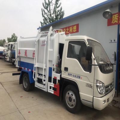 供应大型垃圾车 六轮自卸式垃圾车 5立方 速来订购