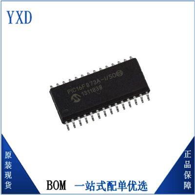 单片机PIC16F873A-I/SO SOP-28 MCU微控制器 原装Microchip/微芯