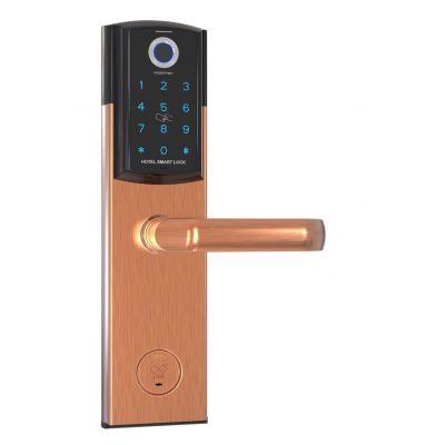 黑龙江电子门锁图片 大庆电子锁供应