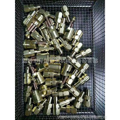 铜件用什么抛光去毛刺设备好,价格低?乐清市中创设备厂家低价