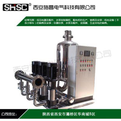 西安无负压供水设备-无负压供水设备装几楼-施昌电气