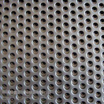 圆孔网规格生产厂家 带孔板 打孔板 多孔板
