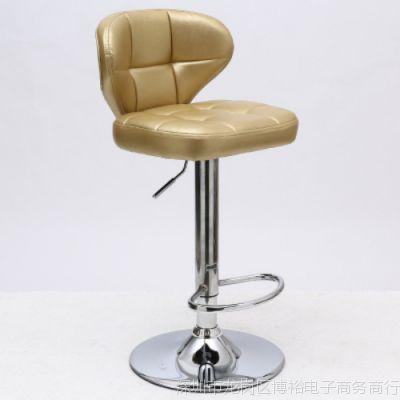 家用前台椅吧台椅子酒吧凳可升降旋转高脚凳子时尚餐厅餐桌椅吧椅