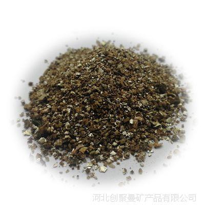 园艺蛭石价格 蛭石多少钱一斤 -河北创聚曼膨胀蛭石