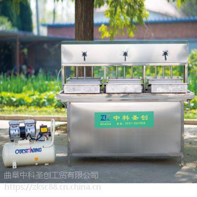 深圳全自动做豆腐视频教程 家用豆腐的机器多少钱 100斤豆腐的利润多少