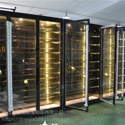 欧式现代新型酒柜酒架系列厂家直供可定制