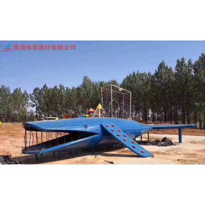 湖南趣味户外亲子乐园 动物形游乐设施 攀爬滑梯多功能游乐设施
