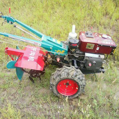 手扶拖拉机机配套 松土耕地机 多功能自走式旋耕机