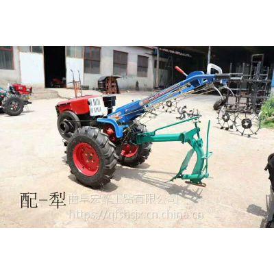 手扶拖拉机配套农机具 双面边翻转犁 手扶拖拉机配套播种机